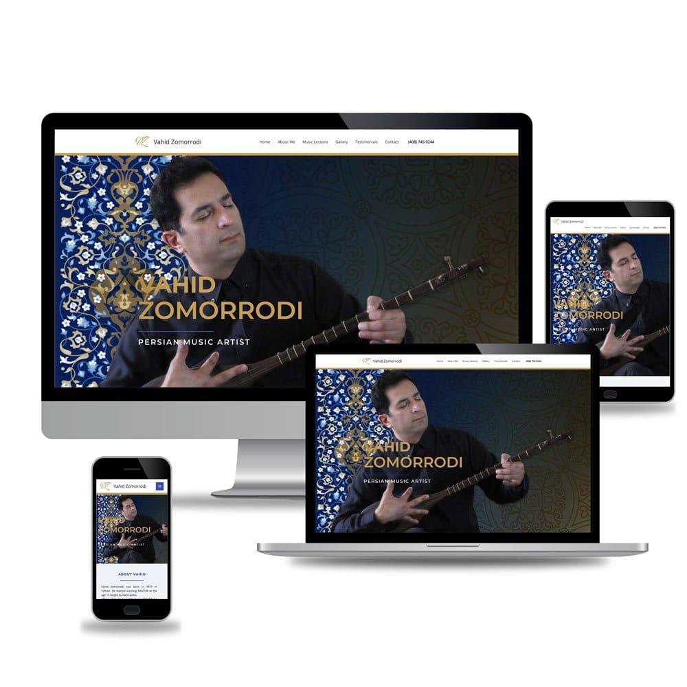 Vahid-Zomorrodi-Web-Design-Mockup