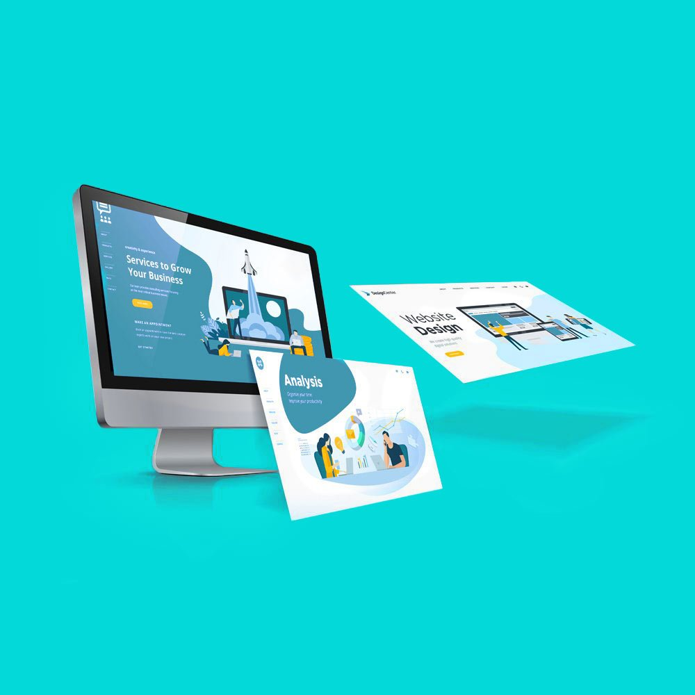 web and marketing services