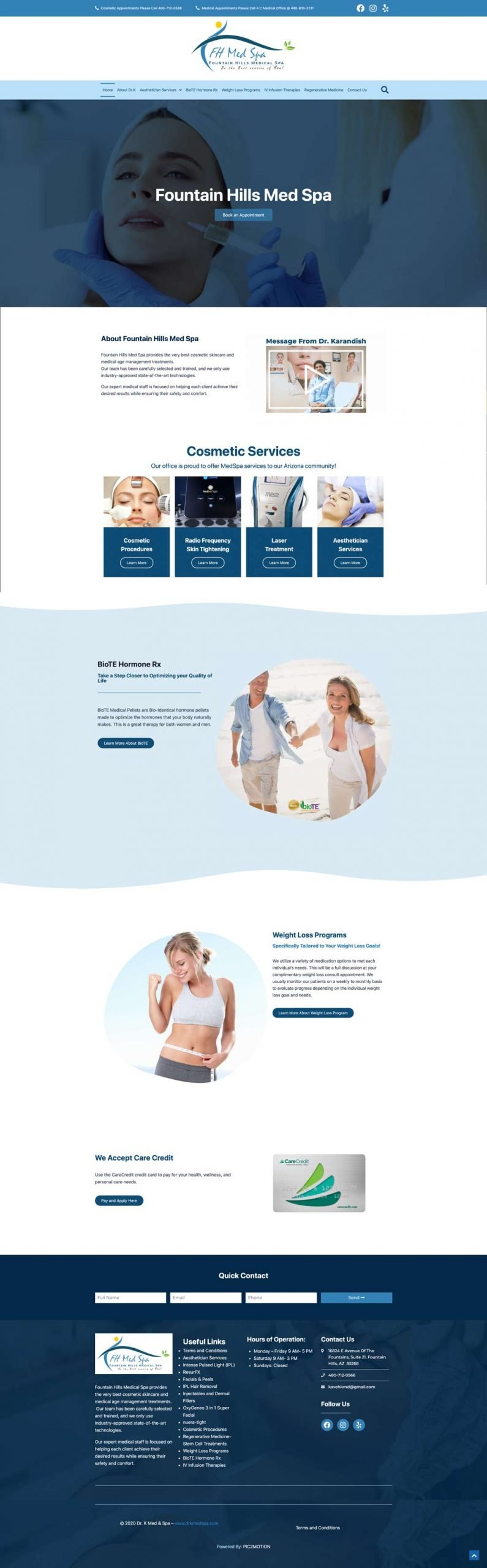 Dr-K-Med-Spa-Fountain-Hills-Arizona-–-MedSpa-Services-in-Arizona-Web-design-and-Development-by-PIC2MOTION