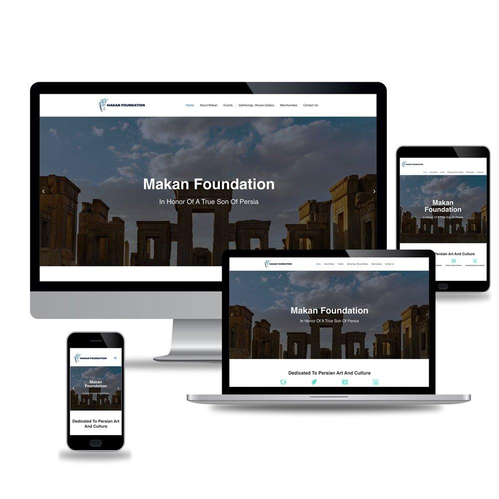 Makan-Foundation-website-Mockup---PIC2MOTION-Webdesign-and-Development